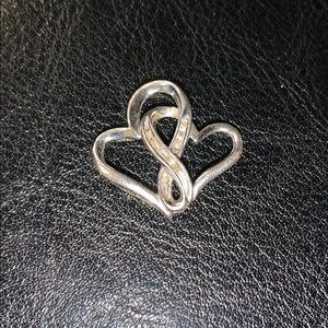 Kay Jewelers - Infinity Heart (no necklace chain)